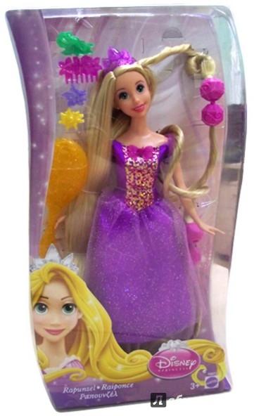Иллюстрация 1 из 9 для Disney Princess. Принцесса Рапунцель (Y0973)   Лабиринт - игрушки. Источник: Лабиринт