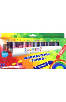 "���������� 12 ������ ""EMOTIONS CREATIVE"" Jumbo (877062-12) Silwerhof"