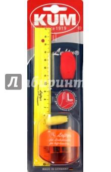 Набор канцелярских товаров для левшей Sattler Grip K-LeftySet-4 KUM
