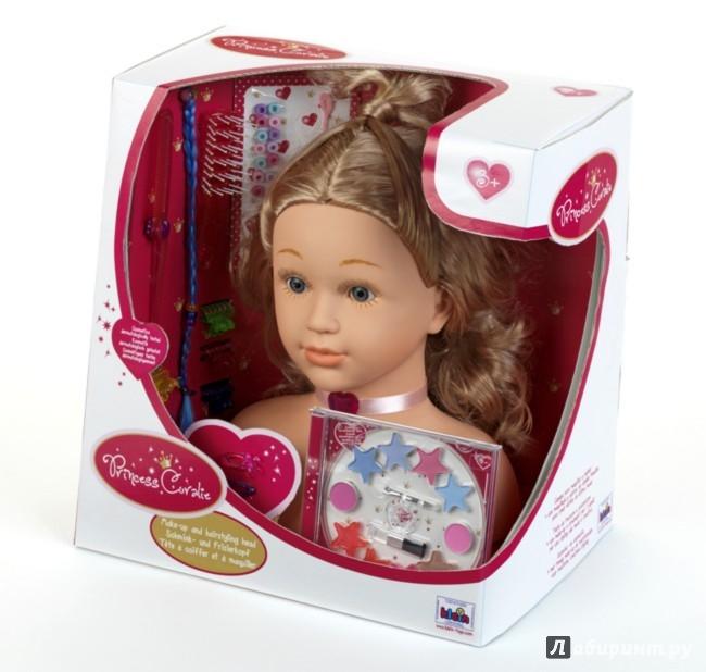 Иллюстрация 1 из 2 для Модель для макияжа и причесок (5240) | Лабиринт - игрушки. Источник: Лабиринт