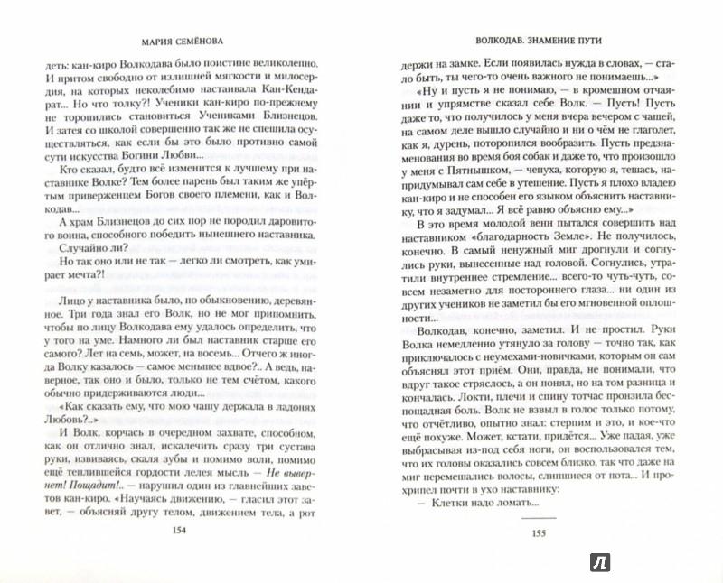 Иллюстрация 1 из 17 для Волкодав. Знамение пути - Мария Семенова | Лабиринт - книги. Источник: Лабиринт