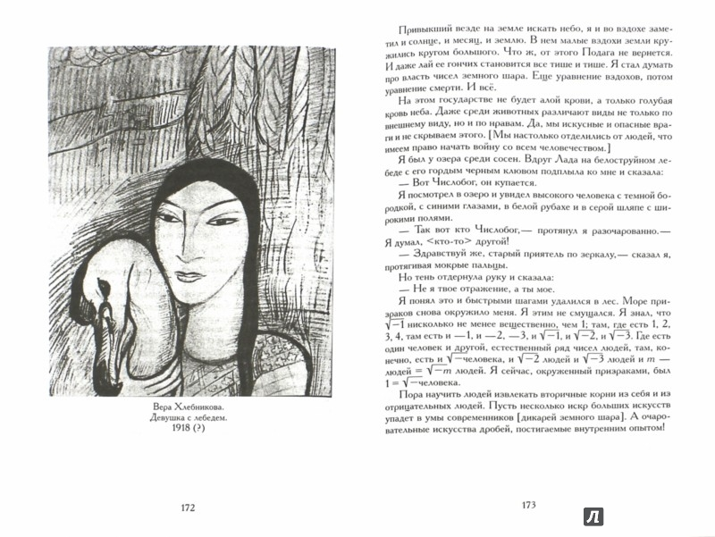 Иллюстрация 1 из 24 для Собрание сочинений в 6-ти томах. Том 5 - Велимир Хлебников | Лабиринт - книги. Источник: Лабиринт