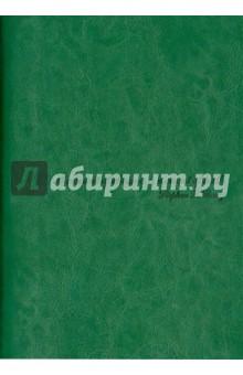 """Ежедневник недатированный """"ПРИСТИН"""" (Зеленый, А5, 320 страниц) (34235-15)"""