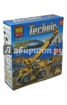 Конструктор Техника-Кран 2 в1 L (9609)