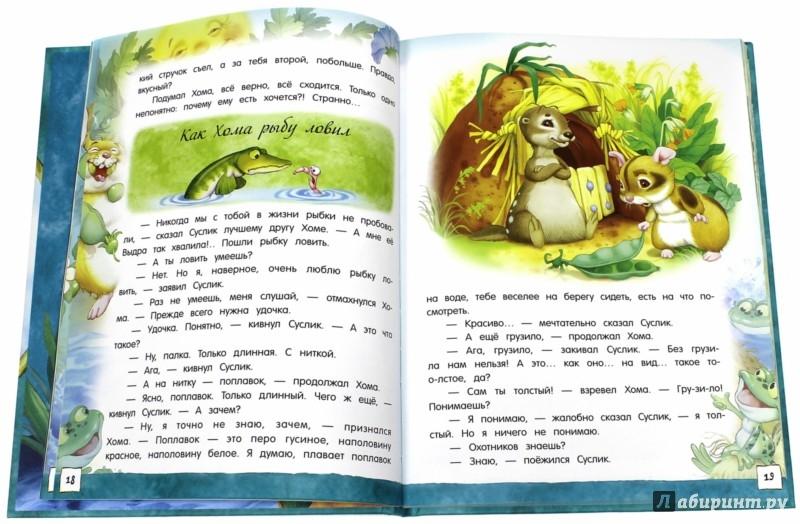 Иллюстрация 1 из 34 для Открой книгу! Приключения Хомы и Суслика - Альберт Иванов   Лабиринт - книги. Источник: Лабиринт