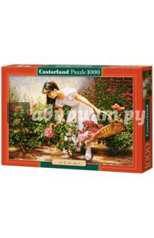 """Puzzle-1000 """"В саду роз"""" (C-103126)"""