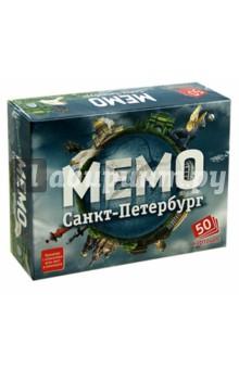 Настольная игра Мемо Санкт-Петербург (7201)
