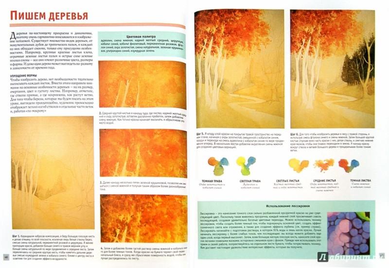 Иллюстрация 1 из 13 для Лучшие уроки. Рисуем акварелью | Лабиринт - книги. Источник: Лабиринт