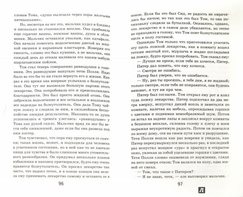 Иллюстрация 1 из 14 для Приключения Тома Сойера - Марк Твен | Лабиринт - книги. Источник: Лабиринт