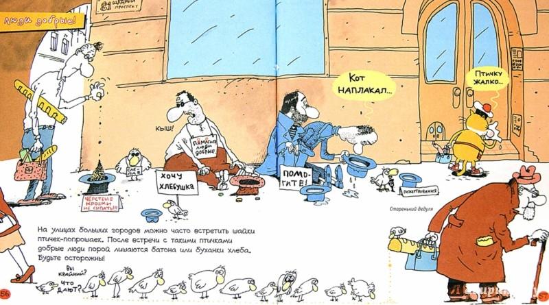Иллюстрация 1 из 35 для Кот Помпон и маленькие, но гордые птички - Николай Воронцов | Лабиринт - книги. Источник: Лабиринт