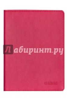 Ежедневник недатированный (А6, 152 листа, красный) (ЕКК61415002) Эксмо-Канц