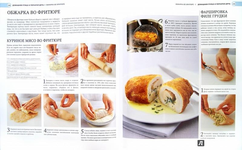 Иллюстрация 1 из 16 для Большая кулинарная книга. Рецепты, техники, инвентарь лучших шеф-поваров - Джилл Норман   Лабиринт - книги. Источник: Лабиринт
