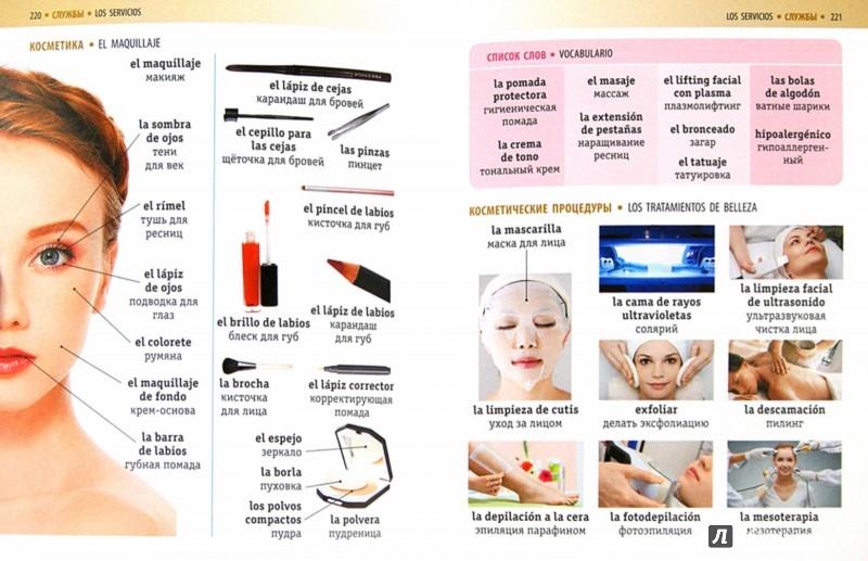 Иллюстрация 1 из 5 для Испанско-русский визуальный словарь | Лабиринт - книги. Источник: Лабиринт