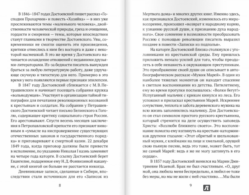 Иллюстрация 1 из 22 для Повести и рассказы - Федор Достоевский | Лабиринт - книги. Источник: Лабиринт