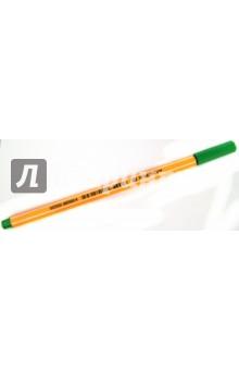 """Ручка капиллярная зеленая """"Point"""" (141577/88-36) Stabilo"""