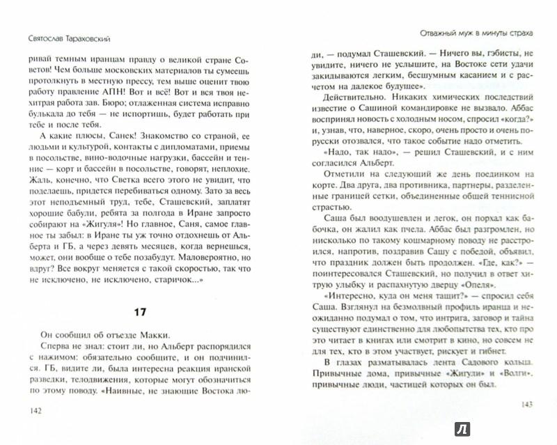 Иллюстрация 1 из 8 для Отважный муж в минуты страха - Святослав Тараховский   Лабиринт - книги. Источник: Лабиринт