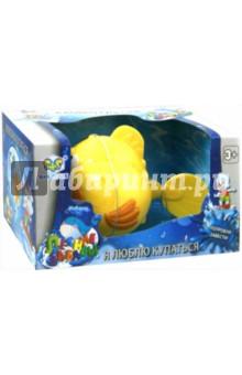 Водоплавающая рыба в коробке (15*10*8см) (EF80032R)