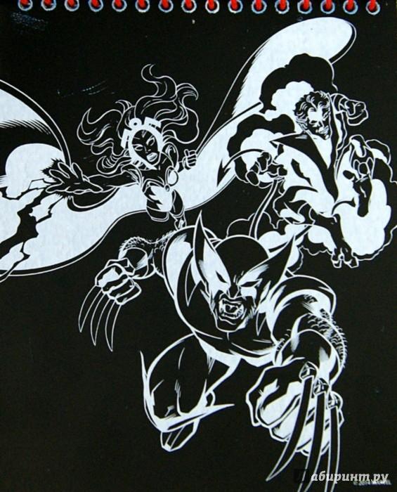 Иллюстрация 1 из 5 для Раскраска-невидимка (с проявляющимися изображениями) | Лабиринт - книги. Источник: Лабиринт