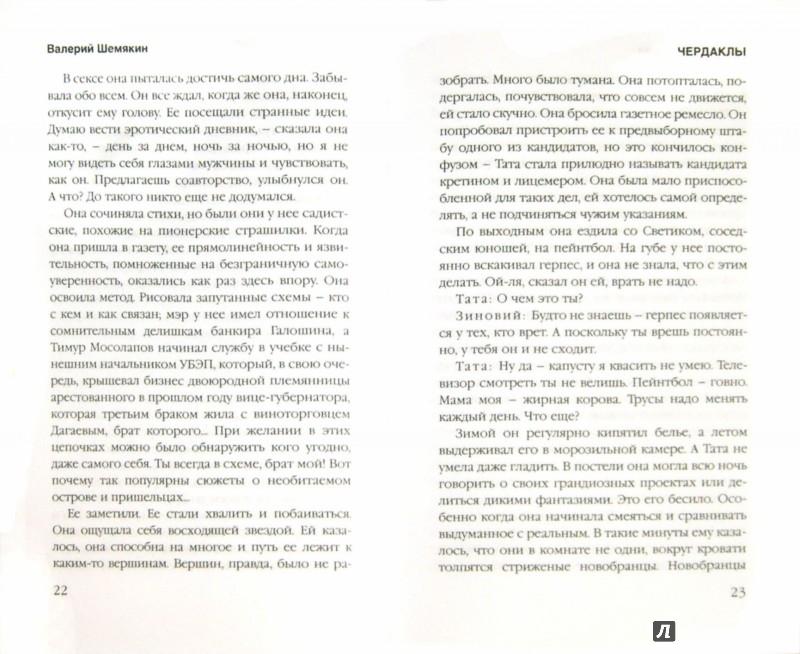 Иллюстрация 1 из 10 для Чердаклы - Валерий Шемякин   Лабиринт - книги. Источник: Лабиринт