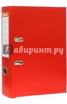 Папка с арочным механизмом A4 (75 мм, красная) (11253P) Esselte