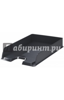 Поддон для бумаг (черный) (623605)