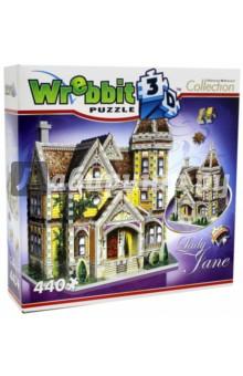 Пазл 3D Леди Джейн (W3D-1004)Объемные пазлы<br>Пазл 3D Леди Джейн<br>Набор содержит 440 деталей на вспененной основе и буклет с инструкцией.<br>Состав: бумага, картон. <br>Размер: 28,5х23,5х32,25 см<br>Не рекомендовано детям младше 3-х лет. Содержит мелкие детали.<br>Для детей старше 12-ти лет.<br>Сделано в Канаде.<br>