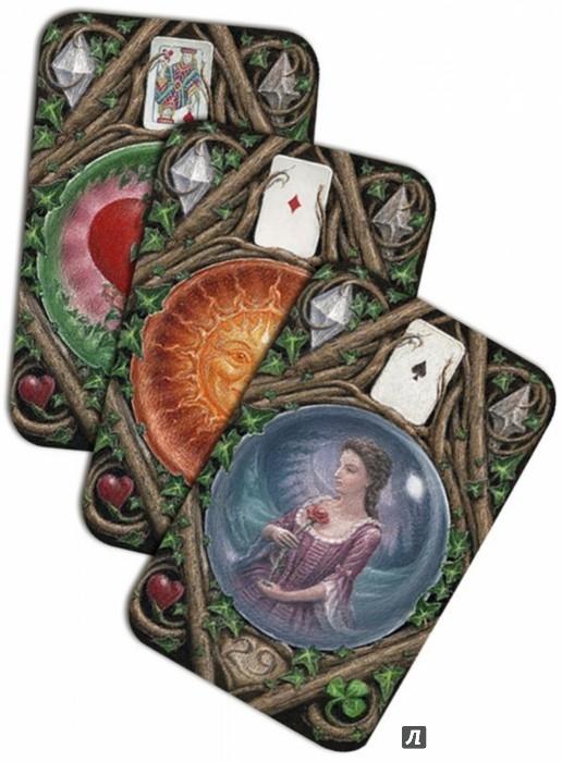 Иллюстрация 1 из 18 для Магический оракул Ленорман - Кейтлин Метьюз   Лабиринт - книги. Источник: Лабиринт