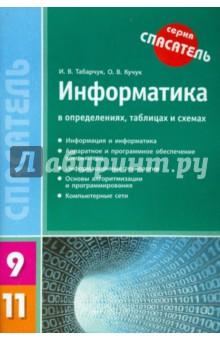 Информатика в определениях, таблицах и схемах. 9-11 классы