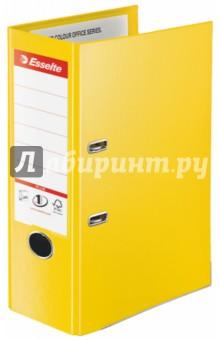 Папка с арочным механизмом (A4, 80 мм, желтая) (624076) Esselte