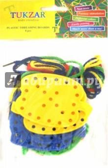 Набор шнуровок Фрукты (8 штук) (TZ 15327)