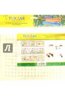 Доска для вышивания Рисуем шнурком (TZ 15349)