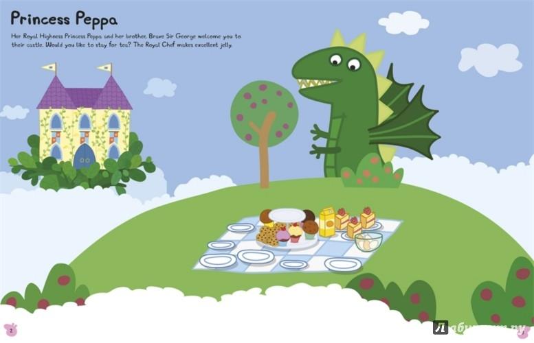 Иллюстрация 1 из 2 для Amazing Adventures Sticker Book | Лабиринт - книги. Источник: Лабиринт