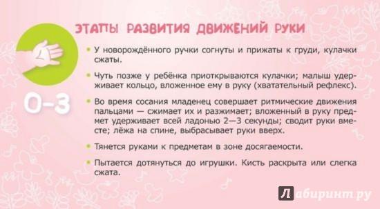 Иллюстрация 1 из 11 для Игры с грудничком для развития пальчиков - Борисенко, Лукина   Лабиринт - книги. Источник: Лабиринт