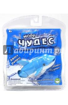 Рыбка-акробат Диппер, 12 см (126211-4)Роботы и трансформеры<br>Рыбка-акробат плавает и ныряет! Реалистичные движения!<br>Траектория движения игрушки зависит от наклона хвоста. Хвост рулит!<br>Работает от 2 батареек типа ААА (в комплект не входят).<br>Материал: пластмасса с элементами из металла.<br>Упаковка6 блистер.<br>Для детей от 4 лет.<br>Сделано в Китае.<br>