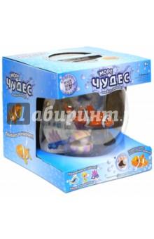 Рыбка-акробат с аквариумом (126215-1) Март-игрушки