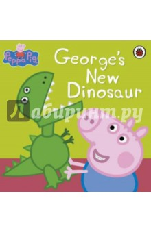 Georges New DinosaurИзучение иностранного языка<br>Georges favourite toy is Mr Dinosaur. When Mr Dinosaur breaks, George gets a brand new toy. Dino Roar walks, talks and even sings but can he replace Georges old toy?<br>