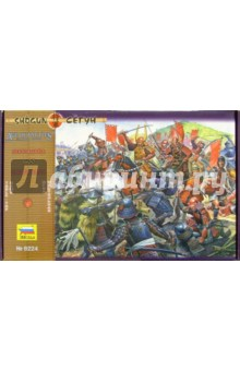 Настольная игра Эпоха битв. Сегун Сэкигахара (8224)