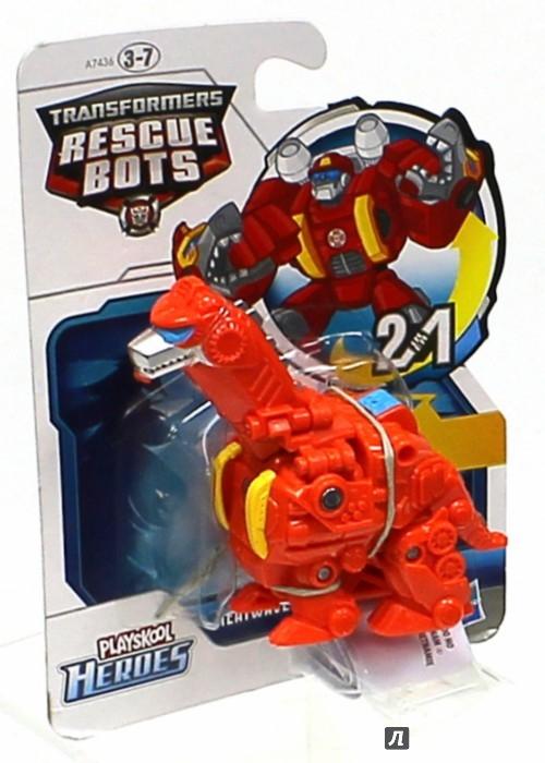 Иллюстрация 1 из 4 для Трансформеры-динозавры мини. в ассортименте. | Лабиринт - игрушки. Источник: Лабиринт