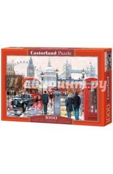 "Puzzle-1000 ""Коллаж Лондон"" (C-103140)"