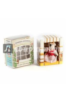 Спящая красавица. Книга + игрушечный медведьСказки и истории для малышей<br>Войди в чудесный мир сказок и маленьких милых мишек! Открой дверку книжной лавки, и сказочный медведь подарит тебе книгу. На страницах этой книги - Спящая красавица - знакомая и полюбившаяся всем сказка.<br>Состав набора:<br>Книга со сказкой 48 стр., суперобложка, цветные иллюстрации.<br>Игрушечный мишка, одетый Спящей красавицей.<br>Картонная комнатка для мишки.<br>Не рекомендовано детям младше 3-х лет. Содержит мелкие детали. <br>Для детей от 5-ти лет. <br>Сделано в Китае.<br>