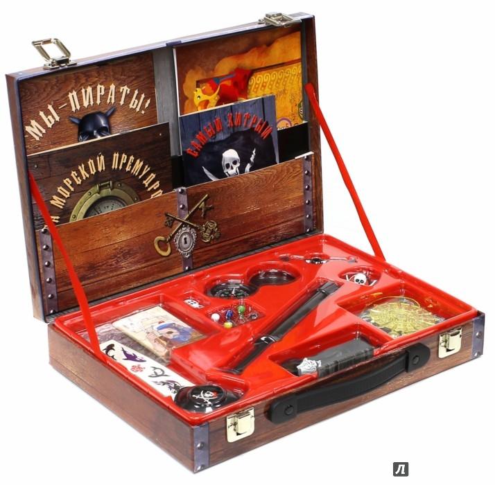 Иллюстрация 1 из 2 для Сундук пирата   Лабиринт - игрушки. Источник: Лабиринт