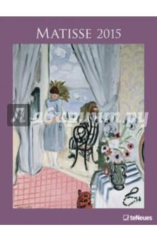 Matisse Henri Календарь 2015. АНРИ МАТИСС (48х64 см) (77249)