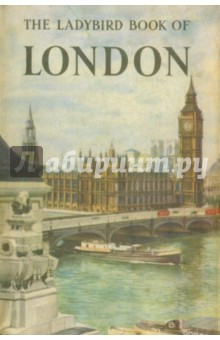 The Ladybird Book of LondonПутеводители на английском языке<br>The Ladybird Book of London is a gem from the Ladybird vintage archive. First published in 1961, this is a classic Ladybird hardback book, packed with information about Britain s capital. This new edition is exactly the same as the original, with a dust jacket and beautifully reproduced images.<br>The story of London, her sights and history, is illustrated with twenty-four beautiful full-page pictures. Starting from Trafalgar Square this book takes you through famous streets to see historic buildings, to learn something of the story of Britain s famous capital.<br>Westminster Abbey and St Paul s Cathedral, the Tower, Guildhall and the City, Hampton Court and Kew Gardens, the Zoo and Madame Tussaud s - they are all here.<br>