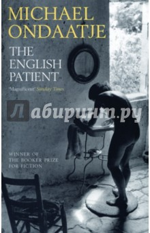 English PatientХудожественная литература на англ. языке<br>The international bestseller and winner of the 1992 Booker Prize.<br>The final curtain is closing on the Second World War, and Hana, a nurse, stays behind in an abandoned Italian villa to tend to her only remaining patient. Rescued by Bedouins from a burning plane, he is English, anonymous, damaged beyond recognition and haunted by his memories of passion and betrayal. <br>The only clue Hana has to his past is the one thing he clung on to through the fire - a copy of The Histories by Herodotus, covered with hand-written notes describing a painful and ultimately tragic love affair.<br>
