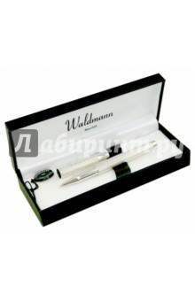 Ручкароллеровая,Серебро925 пробы (0008)Ручки капиллярные автоматические синие<br>Ручка роллеровая автоматическая подарочная.<br>Цвет чернил: синий.<br>Материал: серебро 925 пробы.<br>Упаковка: подарочная коробка с серебряным тиснением.<br>Сделано в Германии.<br>