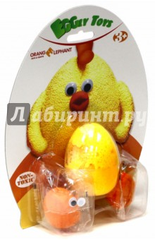 Набор шариковый пластилин Цыпленок (ОЕ-СВС/СК)