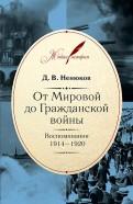 Дмитрий Ненюков: От Мировой до Гражданской войны. Воспоминания. 1914–1920