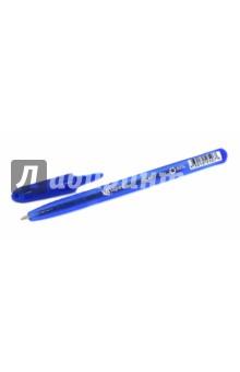 "Ручка шариковая ""Green Ice"" (одноразовая, 0,6 мм, синяя) (224430) MAPED"