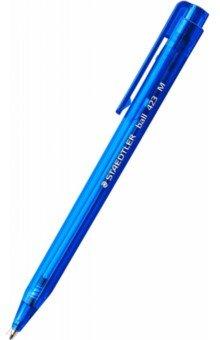 Ручка шариковая автоматическая Ball М 0,3 мм. Синий