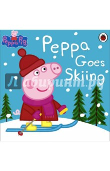 Peppa Goes SkiingАнглийский для детей<br>Peppa and her friends are learning how to ski with Madame Gazelle, the skiing world champion. But when Mummy Pig goes on the grown-up slope, she ends up skiing all the way down the mountain! Will Mummy Pig win Madame Gazelle s world championship cup? Find out in this funny Peppa Pig tale that is perfect for reading and sharing together. Peppa storybooks are perfect for exploring first experiences with pre-schoolers.<br>Based on the hit pre-school animation, Peppa Pig, shown daily on Five s Milkshake and Nick Jnr.<br>